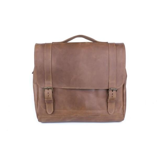 Мужской портфель кожаный BN1888br