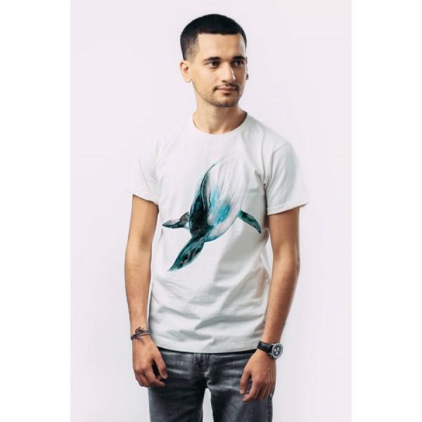 Мужская футболка Кит