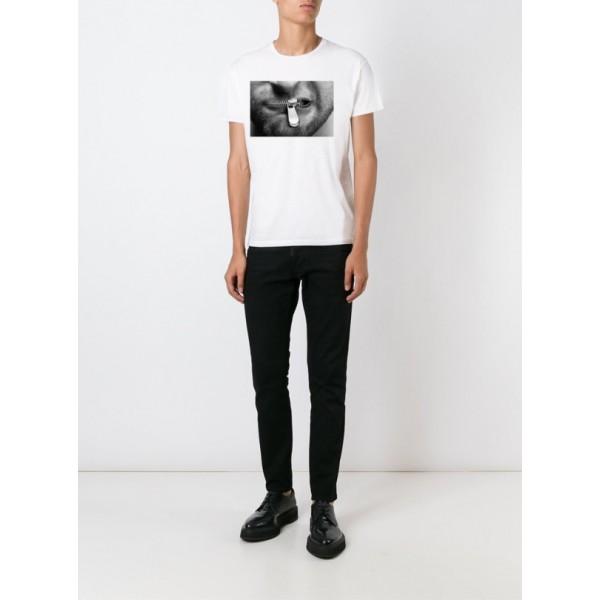 Мужская футболка с принтом Y1882wt