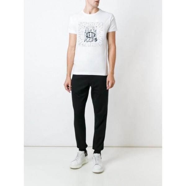 Мужская футболка Y1916wt