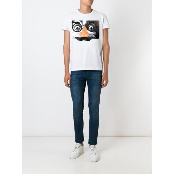 Мужская футболка Y1915wt