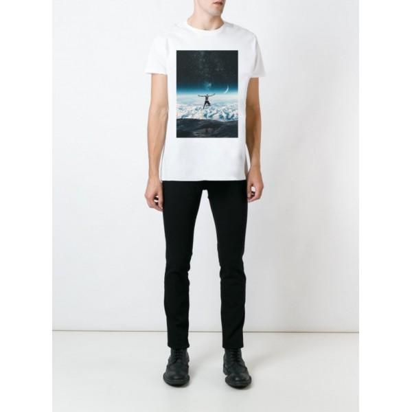 Мужская футболка Y1708wt