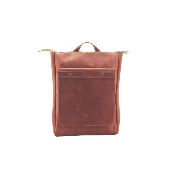 Рюкзак хамелеон рыжий