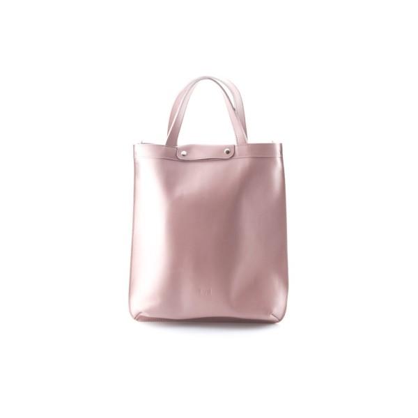 Сумка-рюкзак розовая