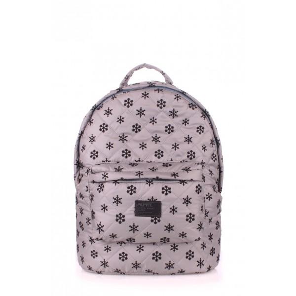 Молодежный рюкзак Снежинки
