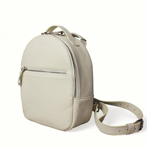 Кожаный рюкзак трансформер G.S.
