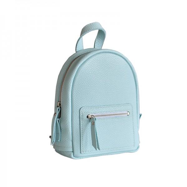 75f5bb8d375b Женский кожаный рюкзак Baby Sport
