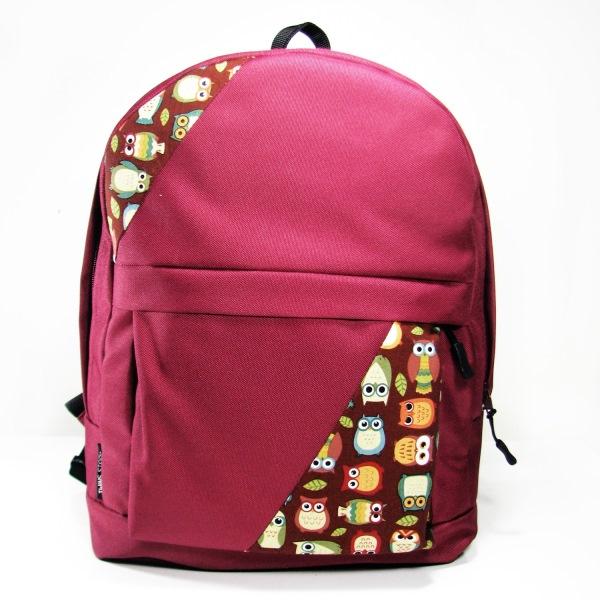 Молодежный рюкзак мини совы