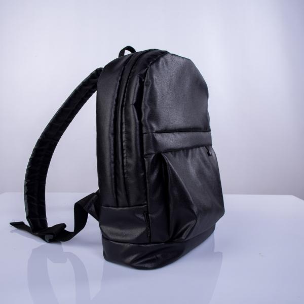 Черный рюкзак мини