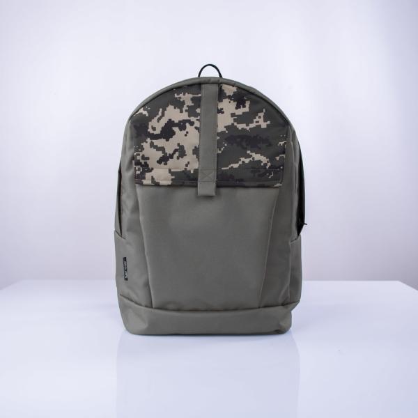 Молодежный рюкзак Комуфляж