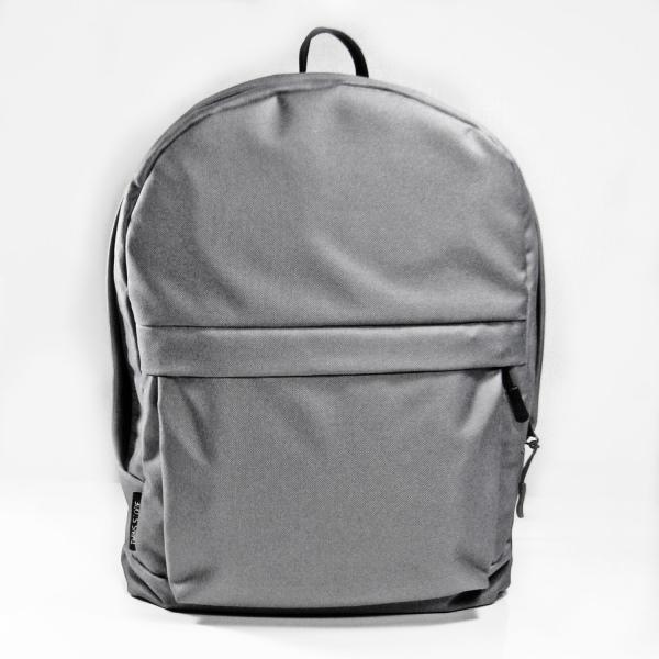 Рюкзак серый мини