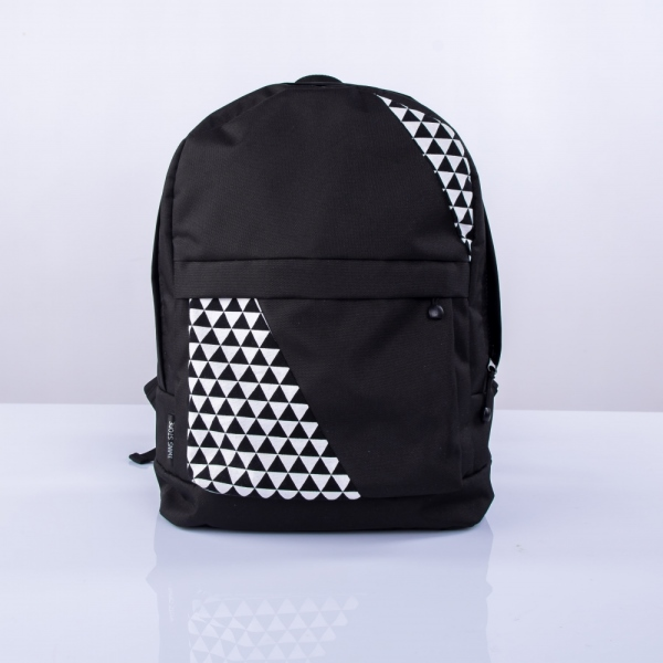 Молодежный рюкзак Треугольники мини