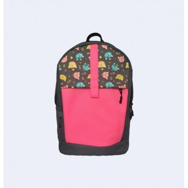 Молодежный рюкзак TSS коты