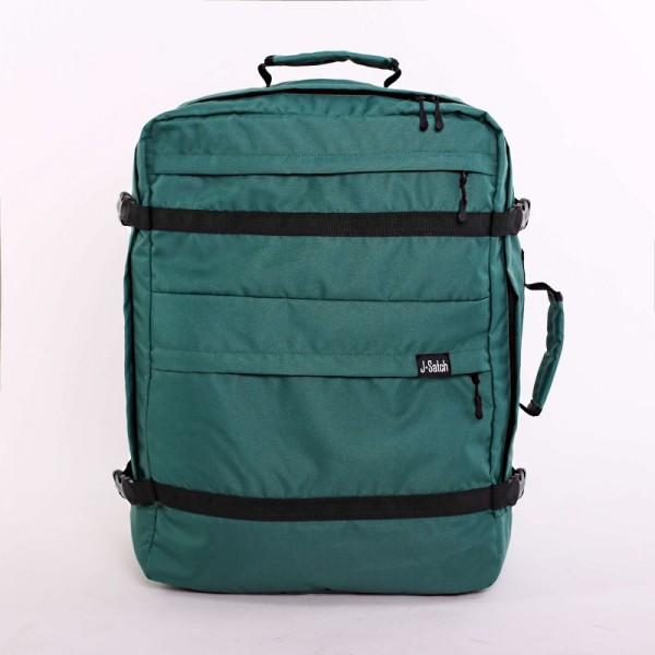 Рюкзак для ручной клади Тревелер грин