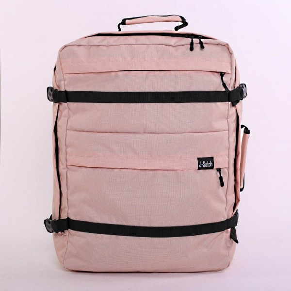 Рюкзак для ручної кладі Тревелер пінк