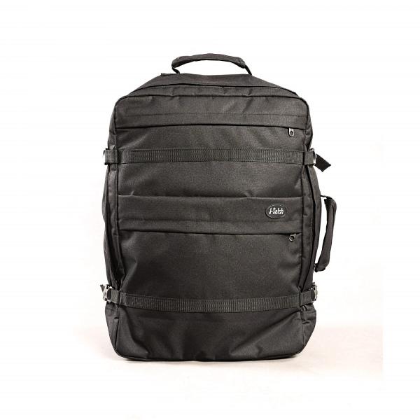 Туристический рюкзак Traveller черный