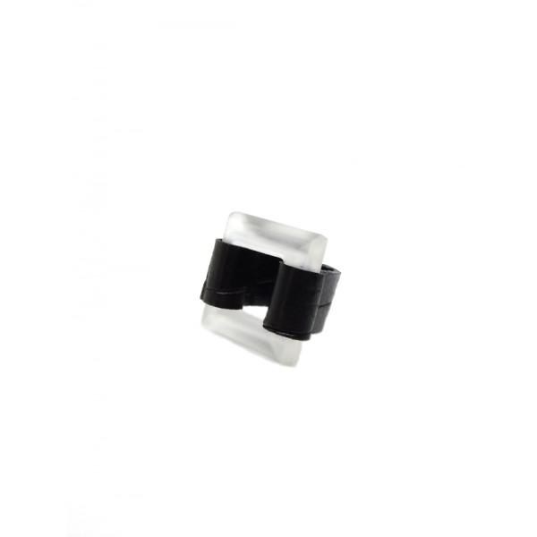 Перстень ECXELLENCE блек