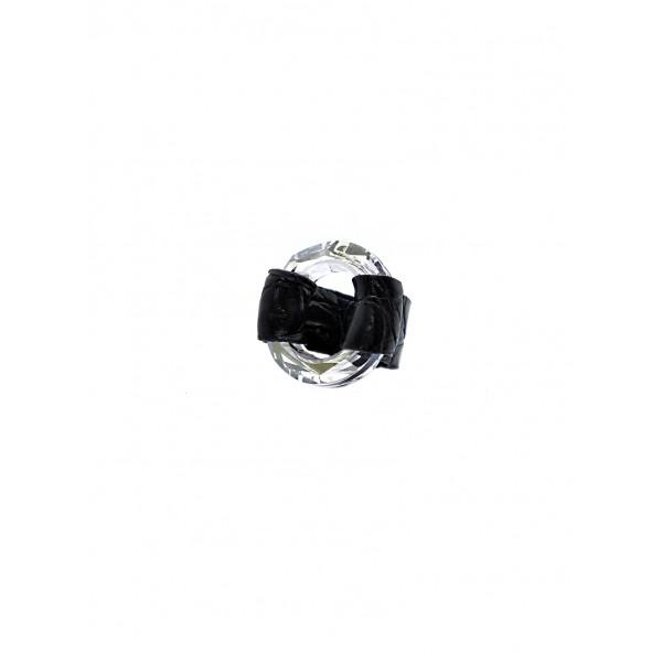 Перстень EXCELLENCE блек раунд