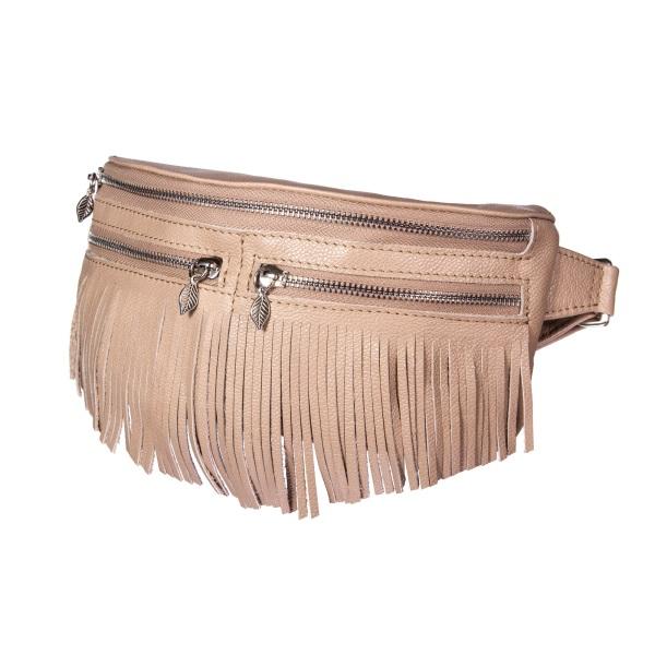 Напоясная сумка Спирит крем брюле