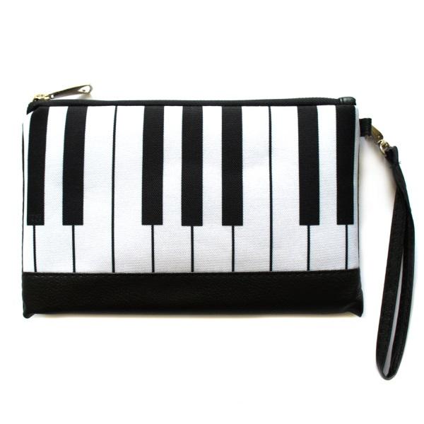 Молодежный клатч Пианино