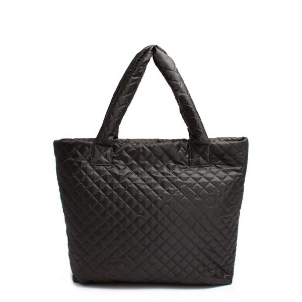 Стеганая дутая сумка Eco