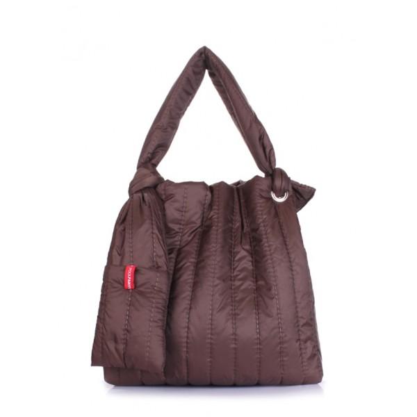 Дутая сумка Zefir