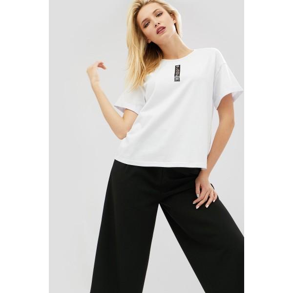 Женская футболка Блогер