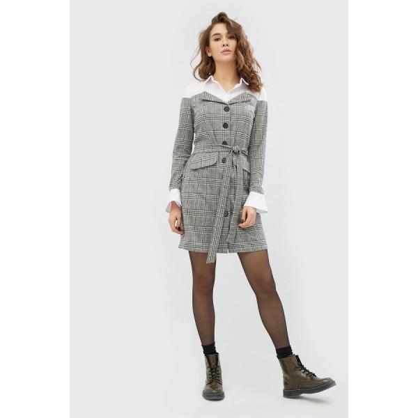 Деловое платье CD1795gr