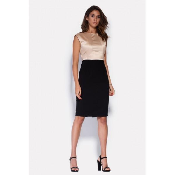 Коктейльное платье CD1779combi