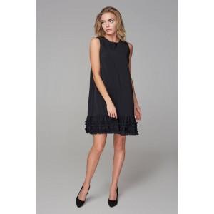 Платье Париж черное