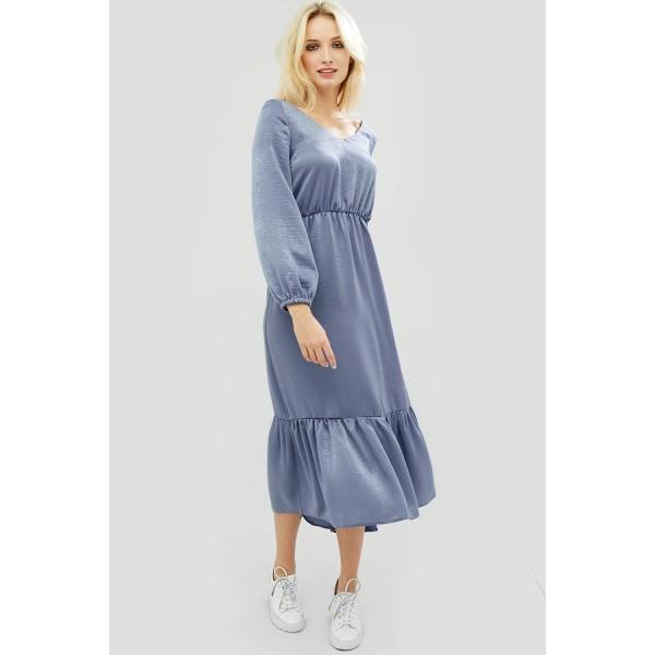 Легкое платье SEDIS синее