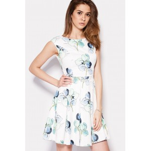 Летнее платье Тори ирис