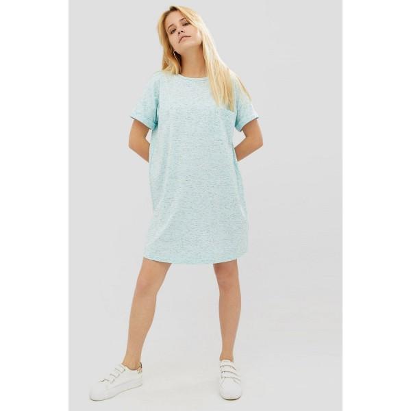 Платье-футболка CD3112bl