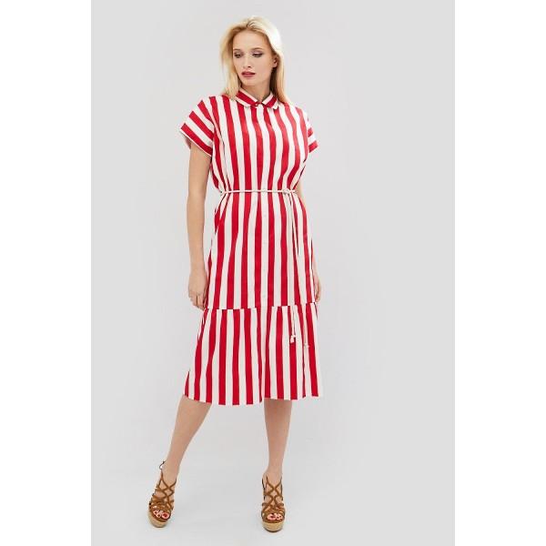 Платье-рубашка CD2626rd
