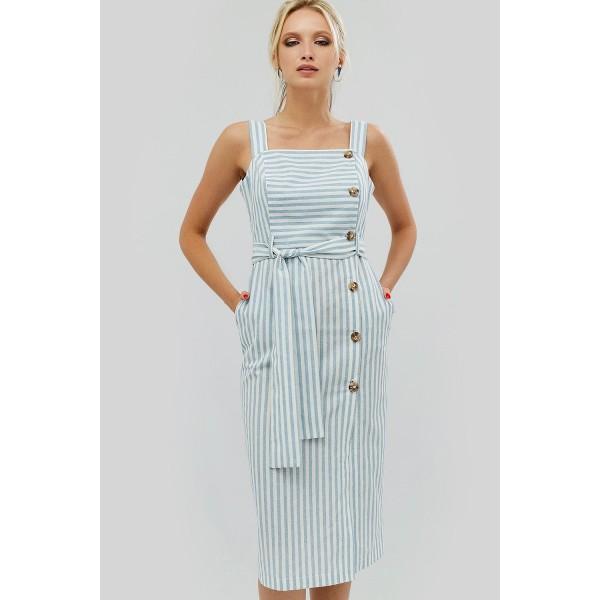 Платье Линии