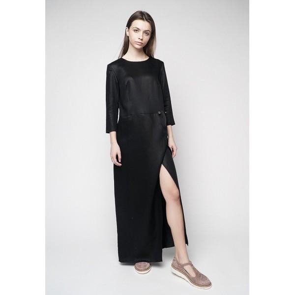 Хлопковое платье IU3155blk