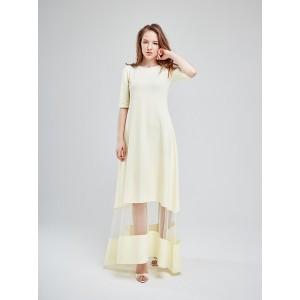 Платье в пол MS3118yll