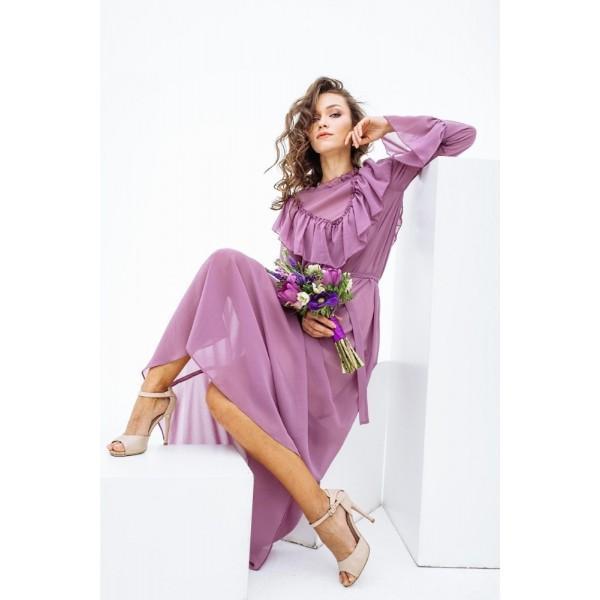 Вечернее платье NR3107llс