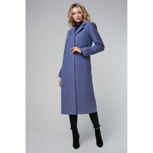 Пальто прямого силуэта ниагара