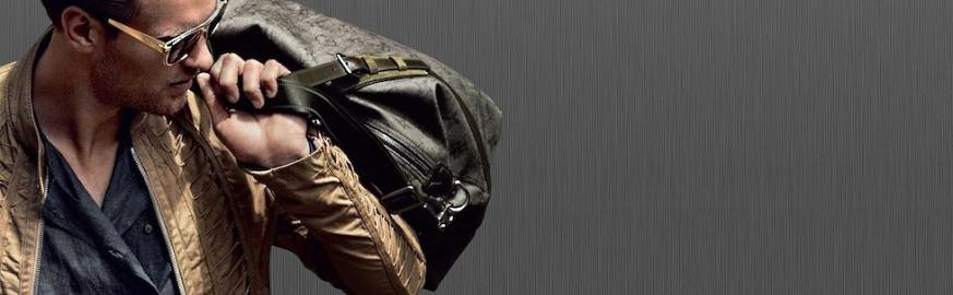 Мужские дорожные сумки Цвет Серый