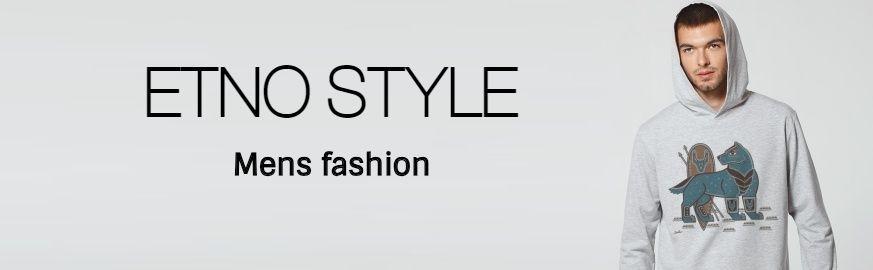 Мужская этно одежда