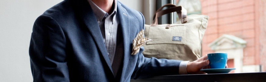 Мужские сумки Материал Текстиль