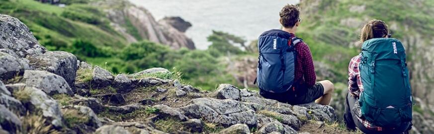Рюкзаки для туризма Цвет Черный