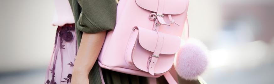 Женские рюкзаки Цвет Розовый