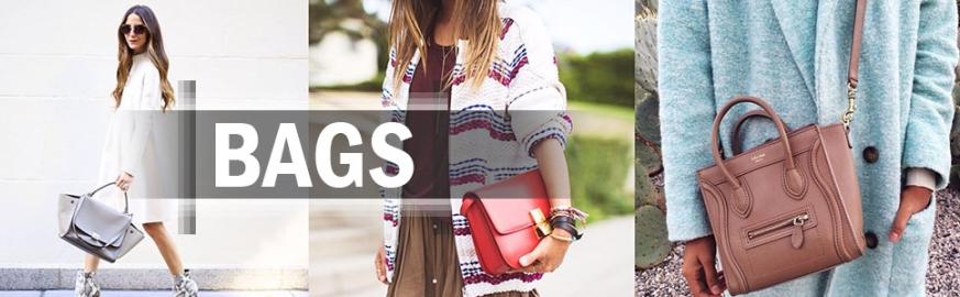 Женские сумки Цвет Сиреневый